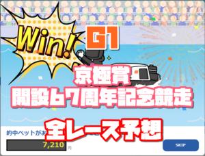 G1京極賞開設67周年記念競走